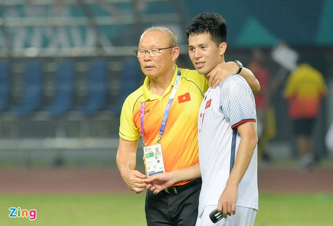Dinh Trong - nguoi can ve tham lang cua U23 Viet Nam hinh anh 3