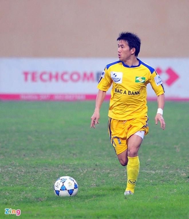 Cong Phuong, Phi Son va doi hinh sao goc Nghe khuynh dao V.League hinh anh 7