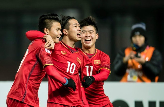 5 tuyen thu U23 Viet Nam co ten trong doi hinh tieu bieu V.League hinh anh