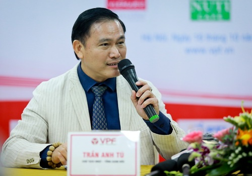 Chu tich VPF: Bong da Viet Nam van thieu su chuyen nghiep sau 18 nam hinh anh