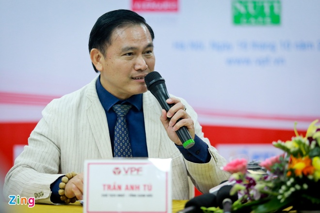 Chu tich VPF: Bong da Viet Nam van thieu su chuyen nghiep sau 18 nam hinh anh 1
