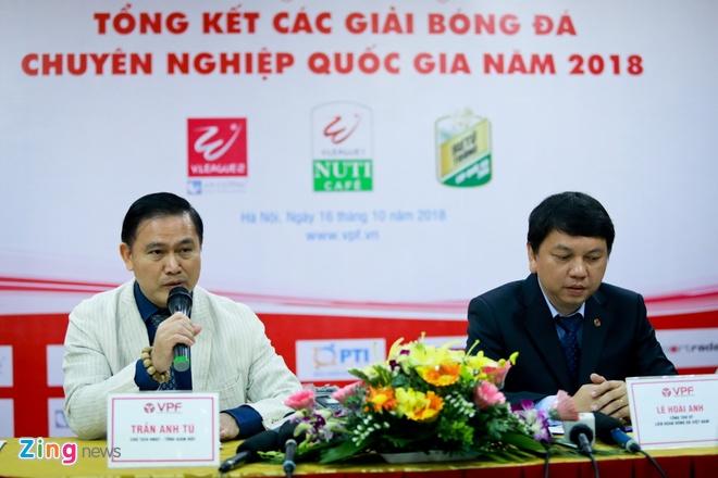 Chu tich VPF: Bong da Viet Nam van thieu su chuyen nghiep sau 18 nam hinh anh 2