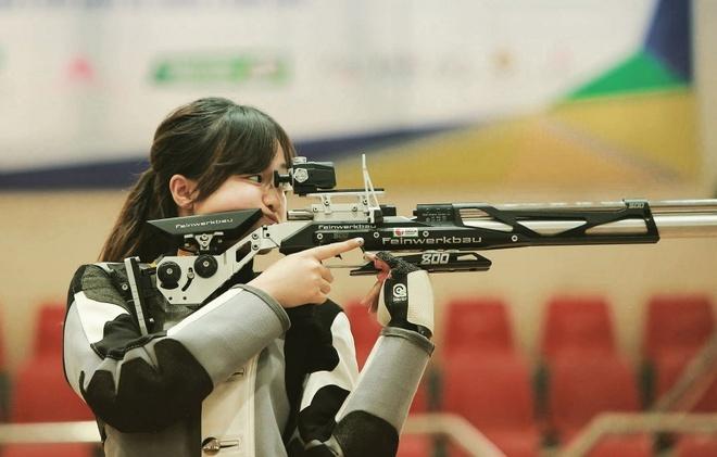 Nữ xạ thủ mang hai dòng máu Việt – Nhật đến với bắn súng vì ngầu