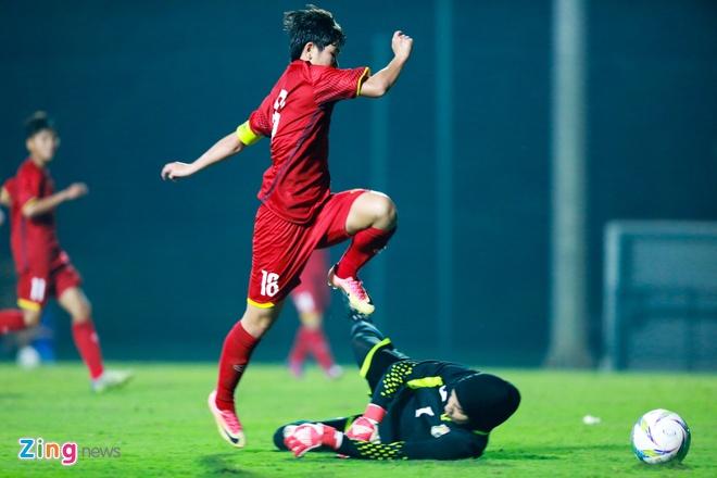 U19 nu Viet Nam lot vao vong chung ket giai chau A anh 1