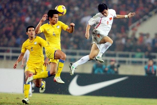 Cong Vinh va hanh trinh ky la o AFF Cup 2008 hinh anh