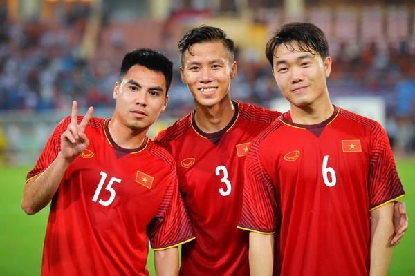 Tuyen Viet Nam dang lot xac mot lan nua o AFF Cup 2018? hinh anh