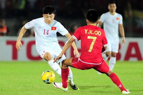 Myanmar vs Viet Nam: Khong phai cu den World Cup la se thanh cong hinh anh