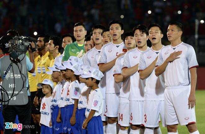Tuyen Viet Nam cua HLV Park Hang-seo tre nhat lich su cac ky AFF Cup hinh anh 2