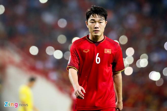 Tuyen Viet Nam cua HLV Park Hang-seo tre nhat lich su cac ky AFF Cup hinh anh 1