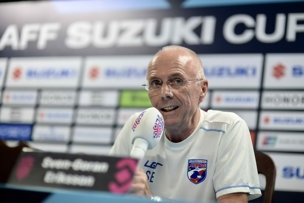 Sven Goran-Eriksson anh 1