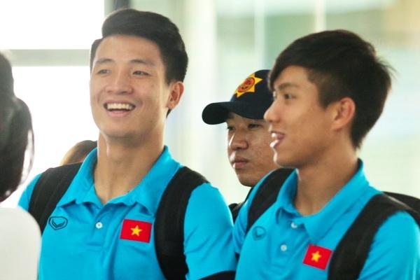 Tuyen Viet Nam rang ro len duong chinh phuc doi thu Malaysia hinh anh