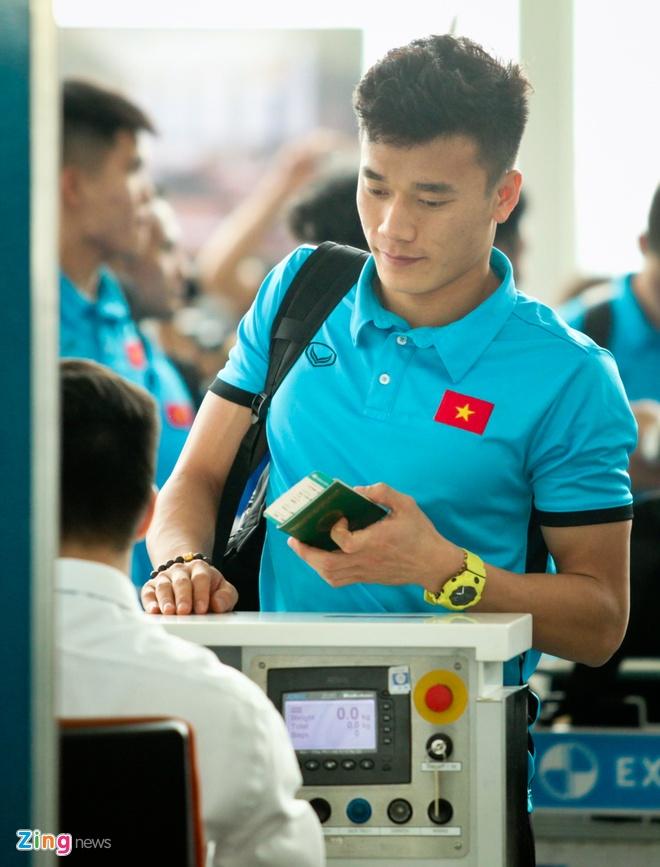 Tuyen Viet Nam rang ro len duong chinh phuc doi thu Malaysia hinh anh 8