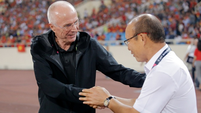Vi sao Sven-Goran Eriksson thua truoc Park Hang-seo tai My Dinh? hinh anh