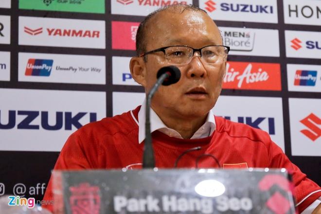 Hoc tro an mung do nuoc len nguoi HLV Park Hang-seo hinh anh 2