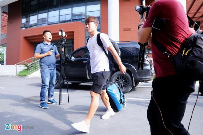 HLV Park Hang-seo goi Minh Vuong tro lai chuan bi cho Asian Cup 2019 hinh anh 1