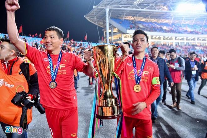 HLV Park khong trieu tap Anh Duc, Van Quyet len tuyen du Asian Cup hinh anh 1