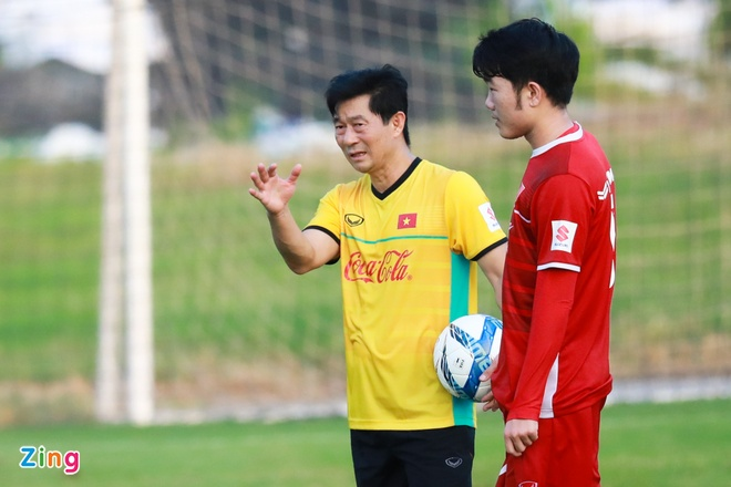 Tro ly HLV Park Hang-seo gui tam thu chia tay cac tuyen thu Viet Nam hinh anh 1