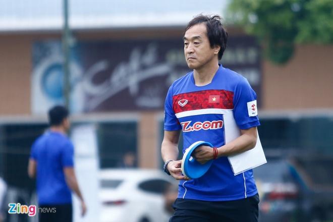 Tro ly HLV Park Hang-seo gui tam thu chia tay cac tuyen thu Viet Nam hinh anh 8