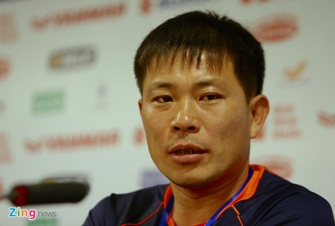 HLV Trieu Tien: 'Viet Nam choi hay khi ong Park thay nguoi o hiep hai' hinh anh 1