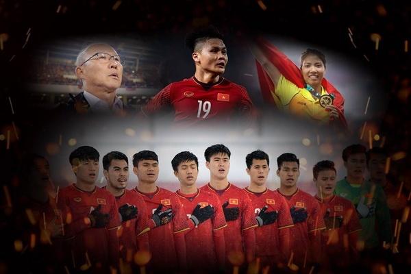10 su kien, nhan vat dang nho cua the thao Viet Nam 2018 hinh anh