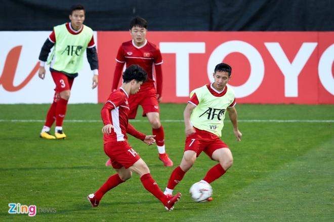 HLV Park Hang-seo dan rieng Quang Hai anh 9
