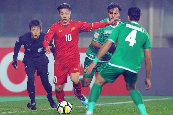 Van Toan: 'Thua Viet Nam o U23 chau A se khien Iraq quyet tam hon' hinh anh