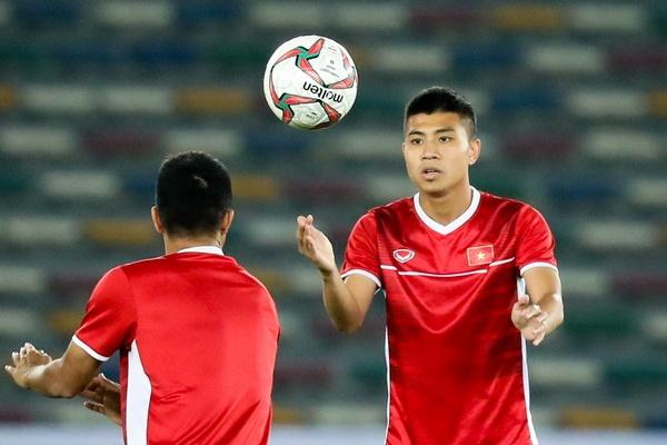 Tuyen thu Viet Nam bi loai khoi Asian Cup van tap luyen day quyet tam hinh anh
