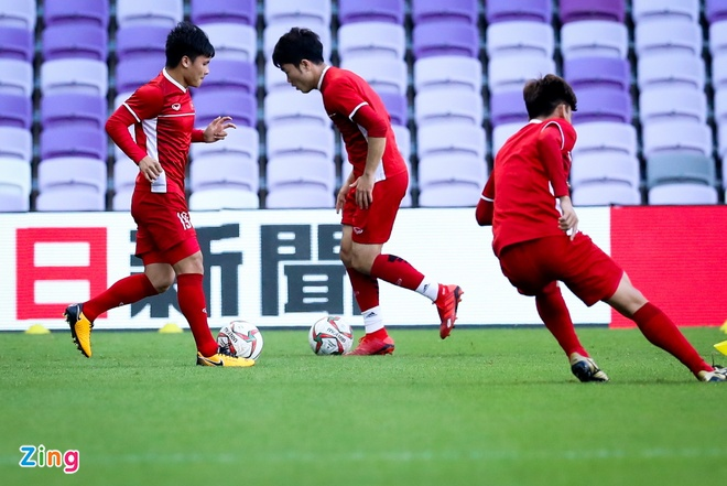 Tuyen Viet Nam lan dau tien khong duoc thu san o Asian Cup 2019 hinh anh 1