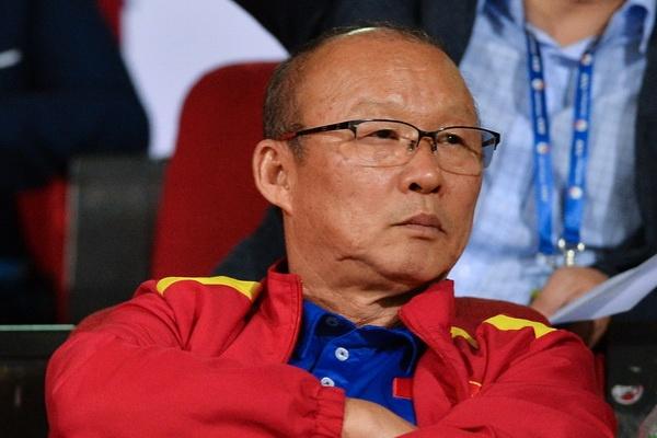 HLV Park Hang-seo truc tiep di Campuchia tuyen quan cho U23 Viet Nam hinh anh