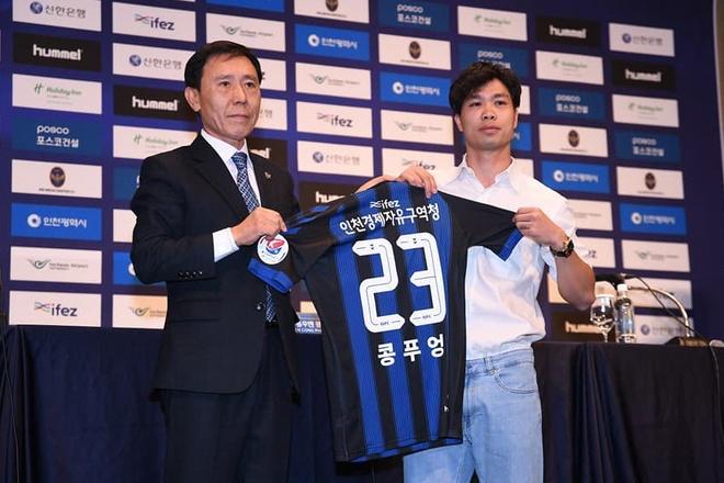 Xuan Truong khuyen Cong Phuong gia nhap Incheon United hinh anh 1