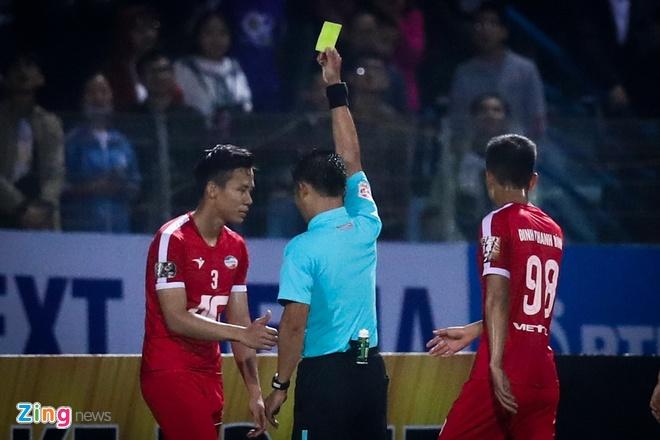 Que Ngoc Hai,  Viettel,  VFF,  Hai Noi,  Tran Van Kien,  V League,  the do anh 1