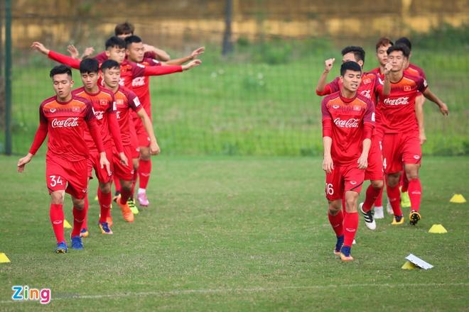 Trung ve U23 Viet Nam: 'Chung toi chua bao gio so Thai Lan' hinh anh 2
