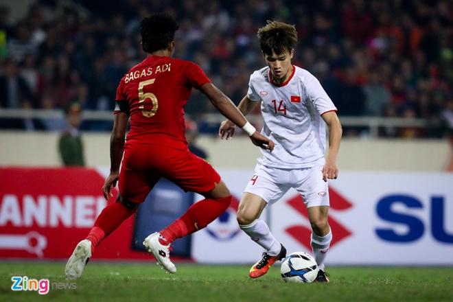 Manh giay bi an giup U23 Viet Nam thang Indonesia anh 6