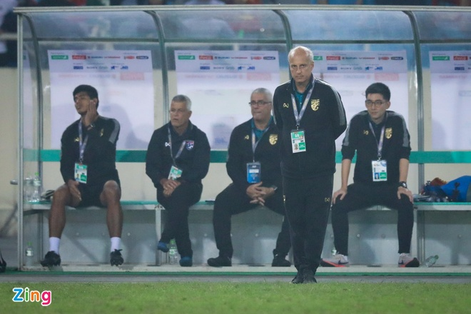 HLV Gama: U23 Thai Lan se thay doi manh anh 2