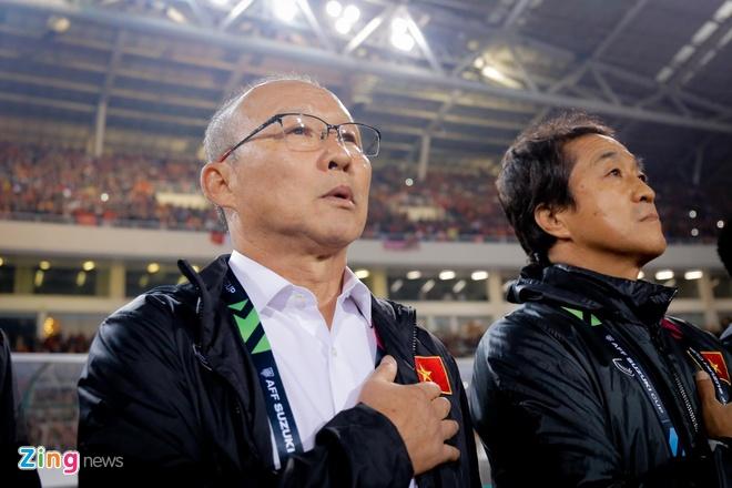 Thuc hu thong tin HLV Park trieu tap 100 cau thu cho SEA Games va World Cup anh 1