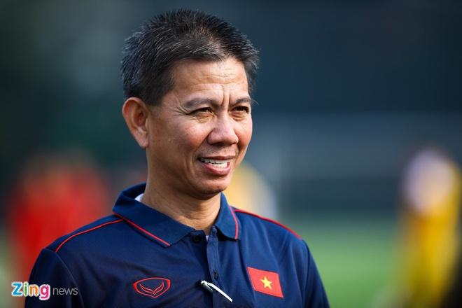 Cau thu U18 Viet Nam kho chen chan vao doi hinh du SEA Games 30 hinh anh 1