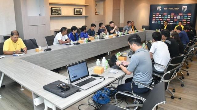 Thai Lan co the bi tuoc quyen dang cai vong chung ket U23 chau A 2020 hinh anh 1