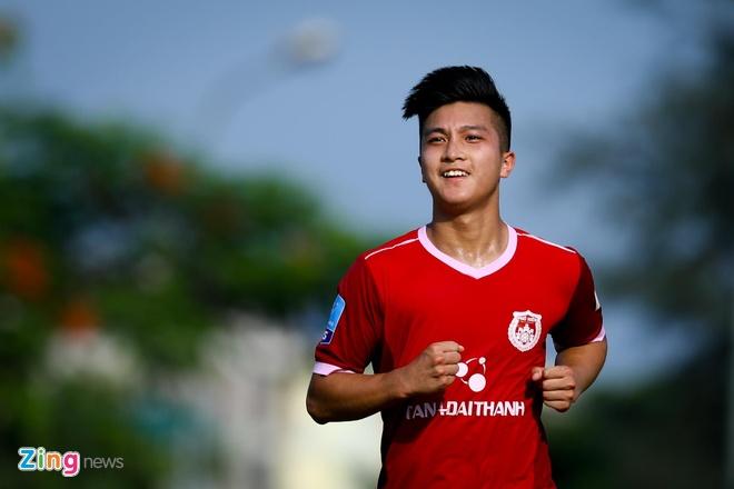 Cau thu Viet kieu Martin Lo lan dau duoc trieu tap len U23 Viet Nam hinh anh 1