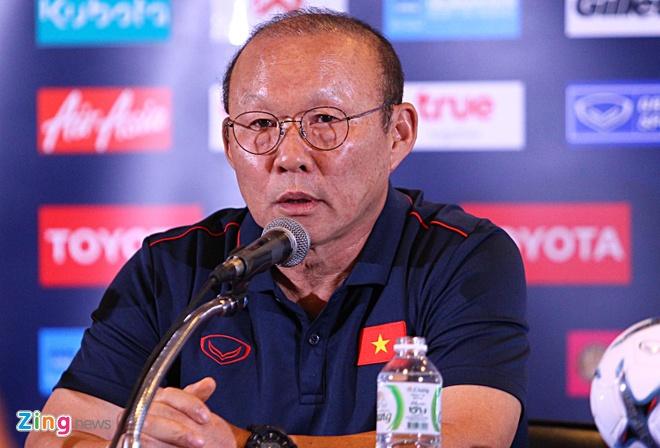 HLV Park Hang-seo: 'Tai sao chung toi phai so Thai Lan?' hinh anh 1