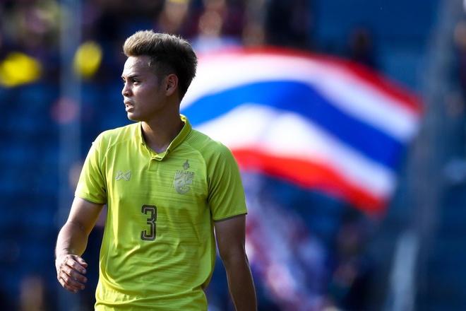 HLV U23 Thai Lan tu chuc sau tham bai Singapore anh 2