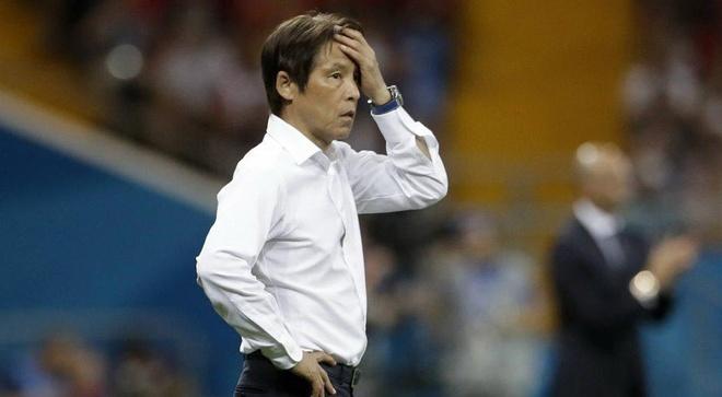 Nguoi giup Nhat lap ky tich World Cup ung cu HLV tuyen Thai Lan hinh anh 1