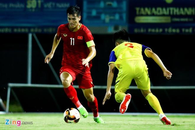 CLB Binh Duong se khong de Tien Linh tro lai U23 Viet Nam hinh anh 1