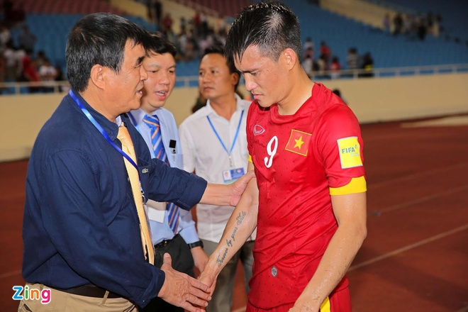 Viet Nam boc tham vong loai World Cup 2022 anh 1