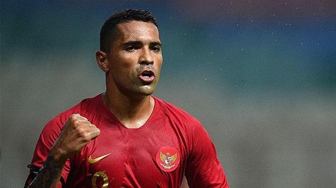 Indonesia gọi 5 cầu thủ nhập tịch dự VL World Cup với Việt Nam