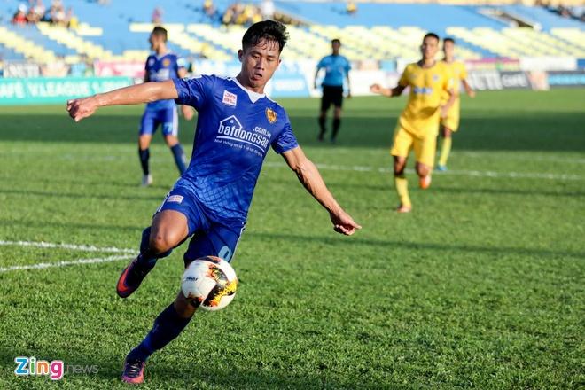 HLV Park Hang-seo goi Ha Minh Tuan tro lai doi tuyen sau 6 nam hinh anh 1