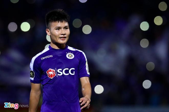V.League có thể lại đổi lịch vì CLB Hà Nội