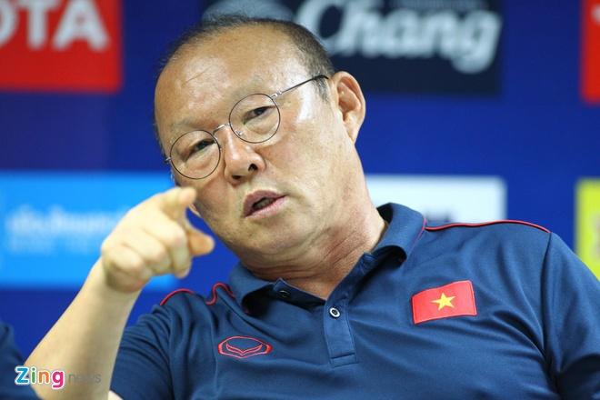 HLV Park: 'Chung ta choi duoc Thai Lan, khong co gi phai ngai' hinh anh 2