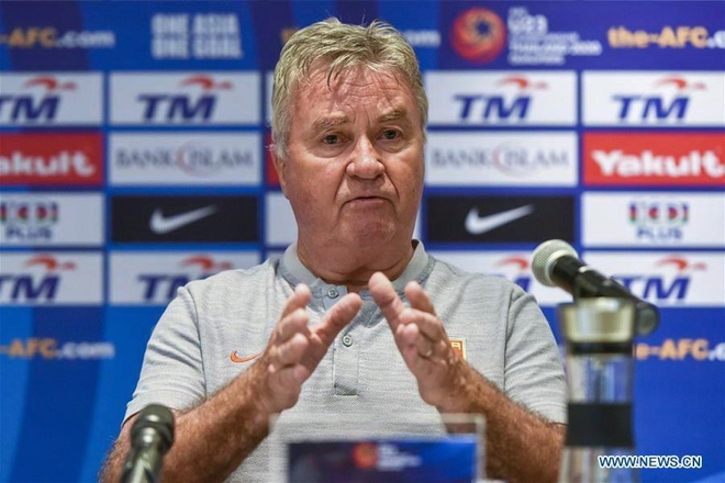 Trung Quoc Hiddink anh 1