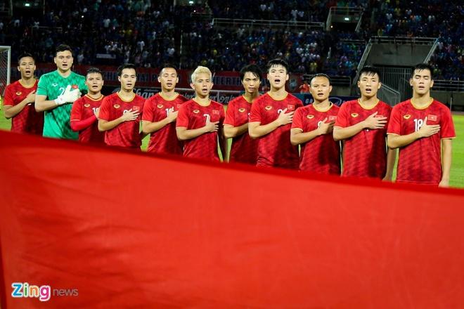 VFF bán hết vé trận Việt Nam gặp Malaysia sau 3 đợt