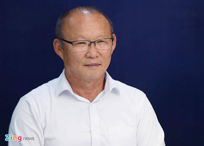 HLV Park Hang-seo noi ve tuong lai voi bong da Viet Nam hinh anh 2